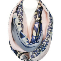 Washed Ashore Infinity Scarf
