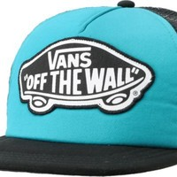 Vans Beach Girl Turquoise  Black Snapback Trucker Hat at Zumiez : PDP