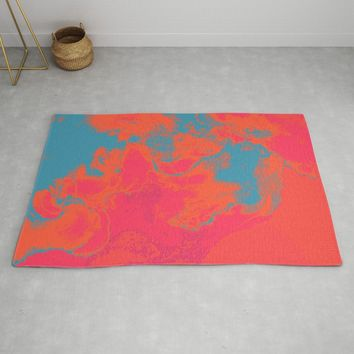 Pixelated Rug by duckyb