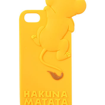 Disney Aquarelle The Lion King Simba iPhone Case - FREE Shipping