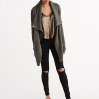 OUTERWEAR SNAP CARDIGAN