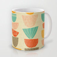 Stacks Mug by Monica Gifford