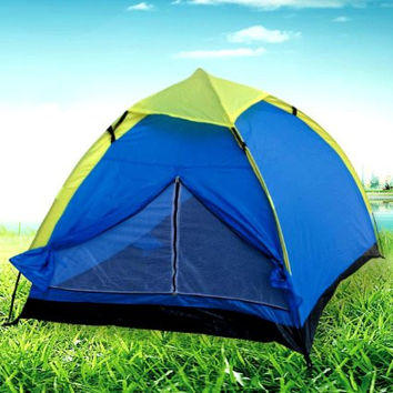 Family Camping 2-person Backpacking Tent Poco Divo 2