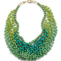Statement of the Art Necklace | Mod Retro Vintage Necklaces | ModCloth.com