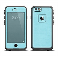The Vintage Blue Surface Apple iPhone 6 LifeProof Fre Case Skin Set