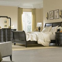 Glen Cove Queen Sleigh Bed