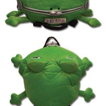 Naruto: Frog Purse Plush Back Pack by GE Animation
