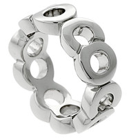 Chanel Coco Eternity Ring in White Gold