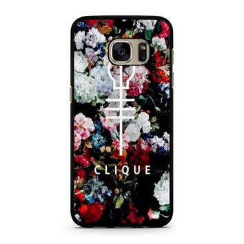 Twenty One Pilots Skeleton Clique 2 Samsung Galaxy S7 Case