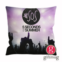 5SOS Unpredictable Cushion Case / Pillow Case
