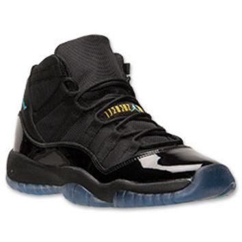 Boys' Grade School Jordan Retro 11 Basketball Shoes