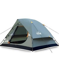 Waterproof Double Layer 2 3 person Outdoor Camping Tent Hiking Beach Tent Tourist