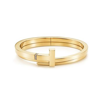 Tiffany & Co. - Tiffany T:Square Wrap Bracelet