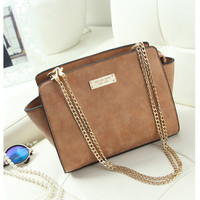 Crossbody Bags Leather Handbags Leisure Shoulder Small bag