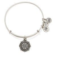 Take The Wheel Charm Bangle