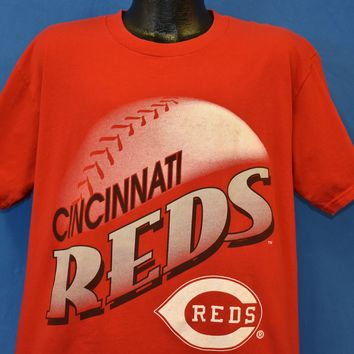 90s Cincinnati Reds Baseball t-shirt Large