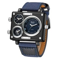 """Suits"" Men's Timepiece 3-in-1"