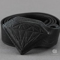 Diamond Supply Co. Elephant Brilliant Leather Belt | Caliroots - The Californian Twist of Lifestyle and Culture