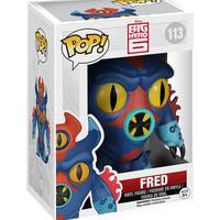 Funko Disney Big Hero 6 Pop! Fred Vinyl Figure