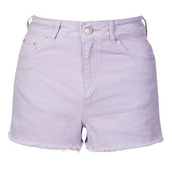 MOTO Lilac Mom Shorts - New In Fashion - New In