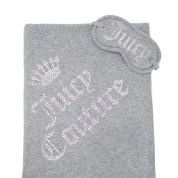 Cashmere Travel Set With Sparkling Swarovski Crystals by Juicy Couture