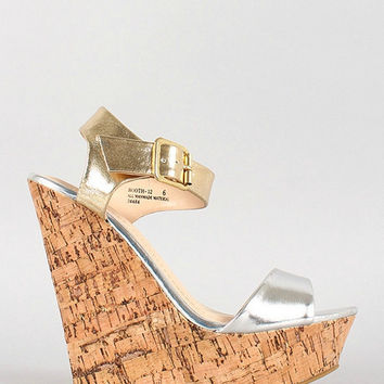 Goddess of the Sea Wedges