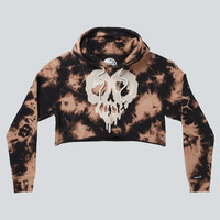 Burnt Crop Hoodie (Skull Fucked Edition)