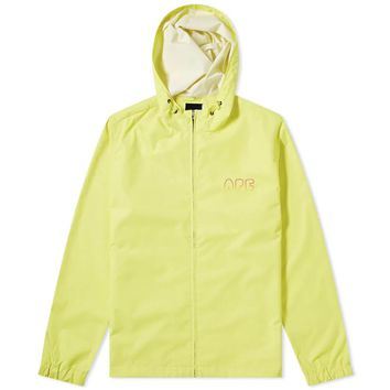 Yellow Tint Windbreaker by A.P.C.