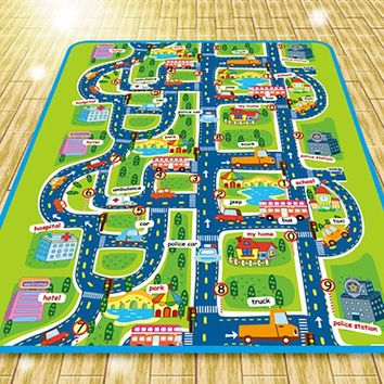 Kids Rug Developing Mat Eva Foam Baby Play Mat Toys For Children Mat Playmat Puzzles Carpets in The Nursery Play 4 Drop