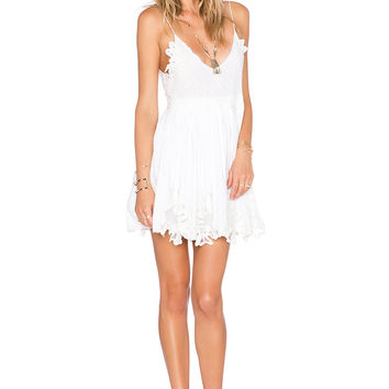 Tularosa Dixie Dress in White