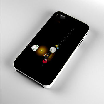 Angry Birds Halloween 1 Landscape iPhone 4s Case