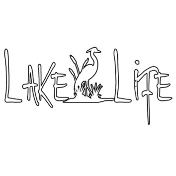 Lake Life Window Sticker by Dixie Outfitters®