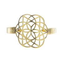 Flower of Life Cuff | VidaKush