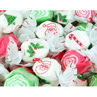 Christmas Taffy Candy Assortment: 3LB Bag
