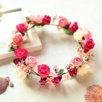 Basic Flower Crown