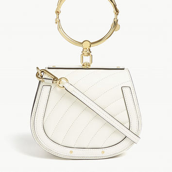 CHLOE Nile quilted leather shoulder bag