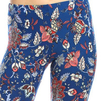 Boho Printed Leggings