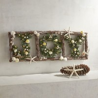 Coastal Joy LED Wall Decor