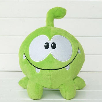 Hot Sale Cut The Rope Om Nom Cartoon Stuffed And Soft Animal Toys 20cm Plush toys