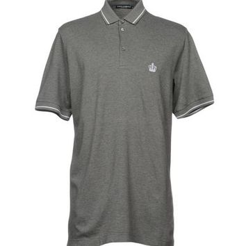 DOLCE & GABBANA Polo shirt - T-Shirts and Tops U | YOOX.COM