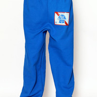 Vintage Pabst Sweatpants / PBR Beer