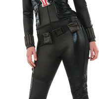 Captain America: The Winter Soldier Secret Wishes  Black Widow Adult Costume