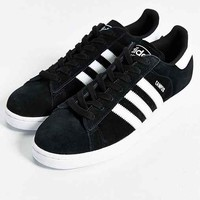 adidas Originals Campus 2 Suede Sneaker- Black