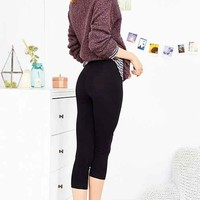 Out From Under Cropped Sweater Legging-
