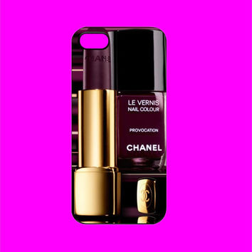 Chanel Deluxe Case For iPhone 4/4S, iPhone 5, Samsung Galaxy S2, Samsung Galaxy S3