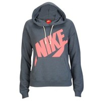 Nike Rally Signal Pullover Hoodie - Women's at Foot Locker
