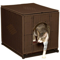 Cube Litter Box Cover