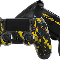 inFamous: Second Son inspired Custom PlayStation 4 Controller