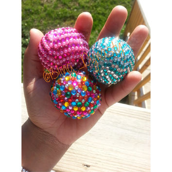 Bling Eos Lip Balm