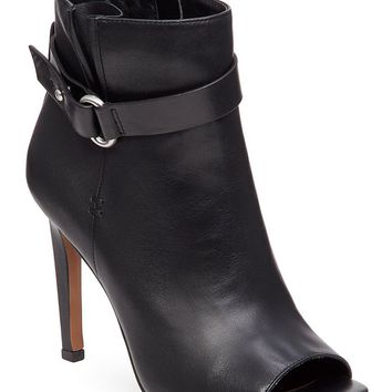 BCBGeneration Cassia Peep Toe Booties | Dillards
